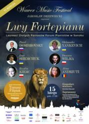 Lwy Fortepianu na Wawer Music Festival