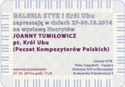 Król Ubu czyli Poczet Kompozytorów Polskich