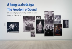 The Freedom of Sound. John Cage behind the Iron Curtain
