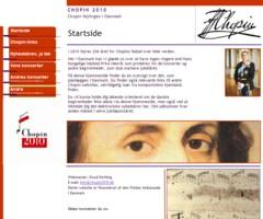 Rok Chopinowski w Danii