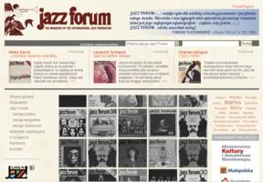 Jazz Forum - archiwum w sieci