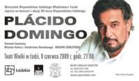 Koncert Placido Domngo - 8 czerwca 2009: Wydarzenie Kulturalne 2009 w Łodzi