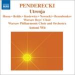 Krzysztof Penderecki - Jutrznia (Naxos)