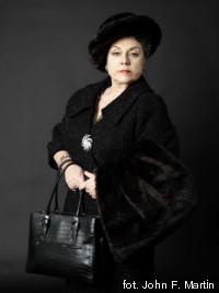 Ewa Podleś jako Zia Principessa w Suor Angelica Pucciniego (2009)