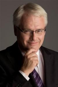 Ivo Josipović - Prezydent Chorwacji