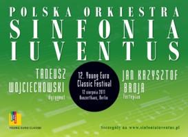 Sinfonia Iuventus w Berlinie
